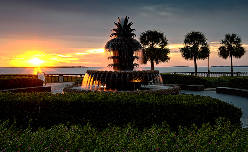 Photo tips for Charleston's Waterfront Park