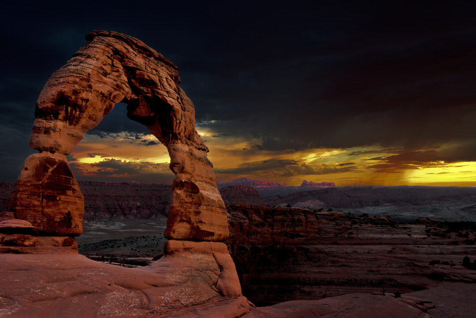 Delicate Arch Photo guide and tips