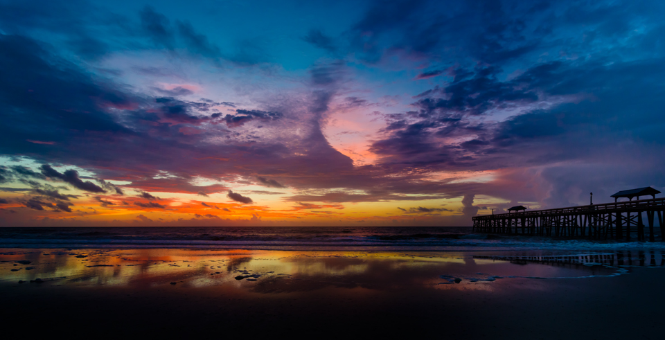 Amelia Island and Fernadina Beach: Photo Tips & Sunrise Location