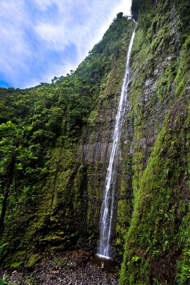 Little Surprises:  Little Wailua Falls...Maui's Subtle Hidden Treasure