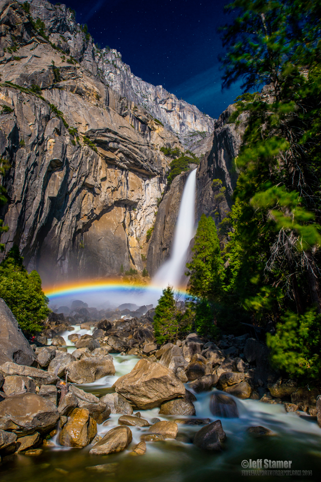 Photo Tips for Yosemite Moonbows: A Photographic How-To Guide