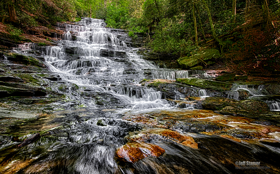 North Georgia Photo Trip: Waterfall Photo Tips and Guide