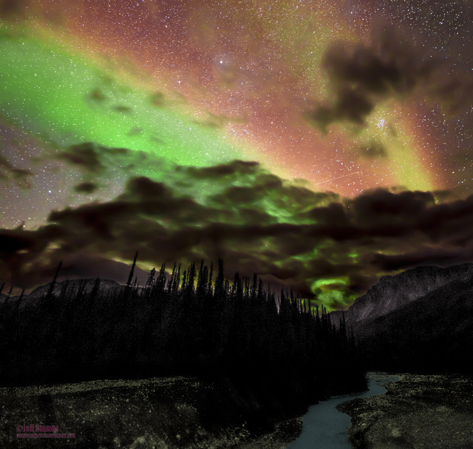 A Childhood Dream Come True;  Seeing and Photographing the Aurora
