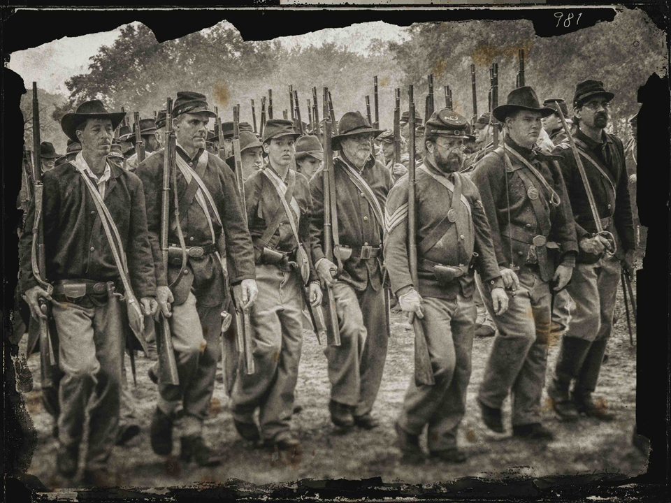 Reproducing the Civil War photography of Mathew Brady:  A Tribute
