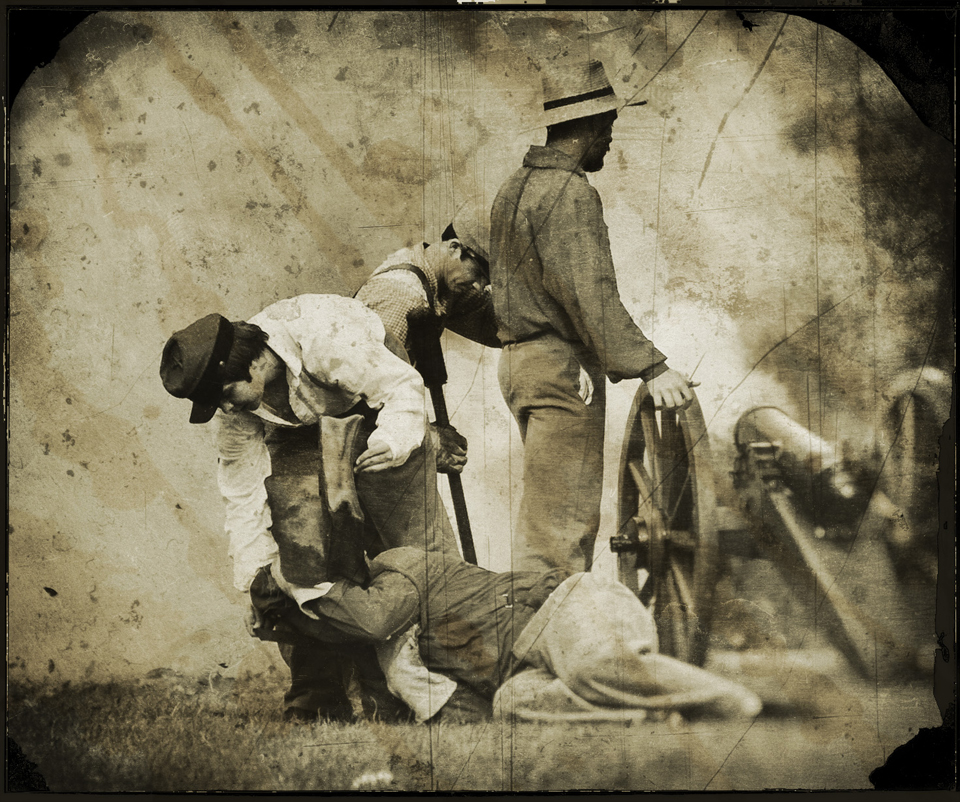 Reproducing the Civil War Photography of Mathew Brady