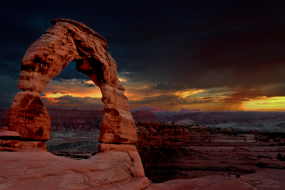 Delicate Arch in Arches National Park...one of many wonders in the National Park System...