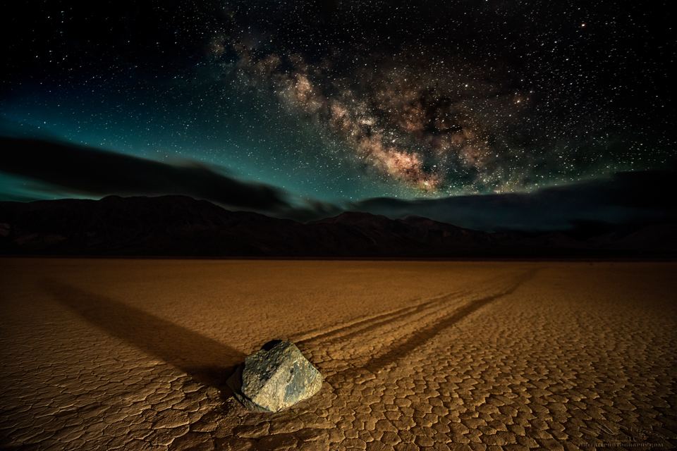 Racetrack Playa: A Photographer's Nirvana