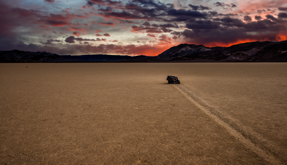 Racetrack Playa: A Photographer's Nirvana