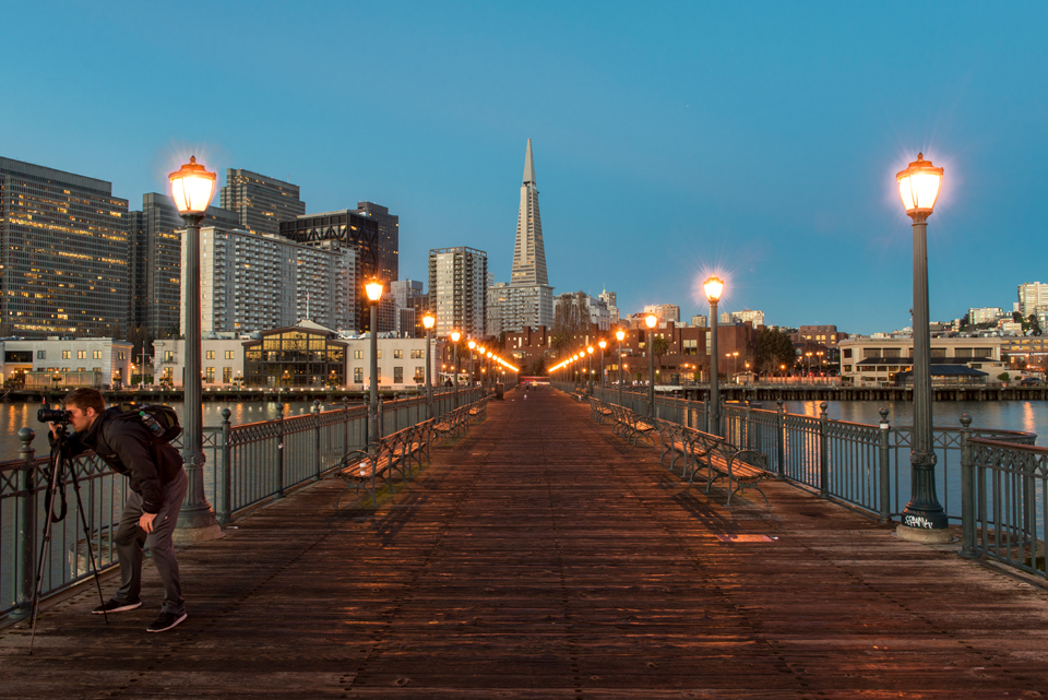 Pier 9 Transamerica Tower