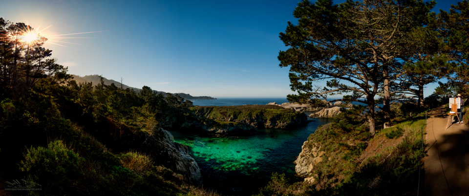 China Cove at Point Lobos State Park