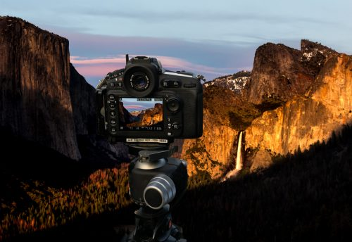 Yosemite Time Lapse from Artist's Point (Tunnel View)