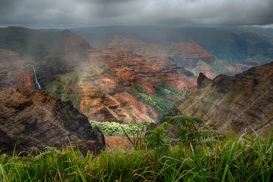 Waimea Canyon, Kauai Kauai and Big Island Photo Locations