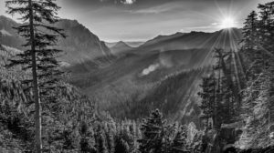 "Inspiration Point: A ""new"" location for Photography at Mt. Rainier NP"