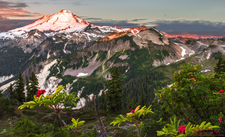 Five Easy Landscape Photography Locations for Mt. Baker and Mt. Shuksan