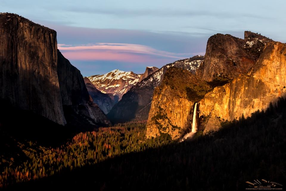 Yosemite Artist's Point