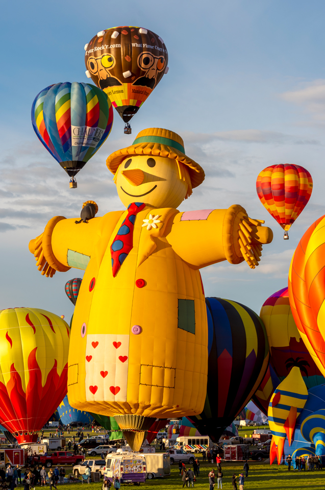 Albuquerque Balloon Fiesta Photo Contest 2018