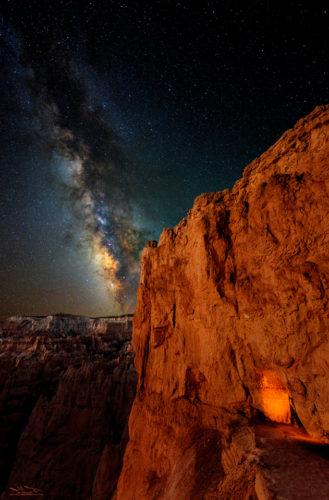 Bryce Canyon Milky Way Night Photography