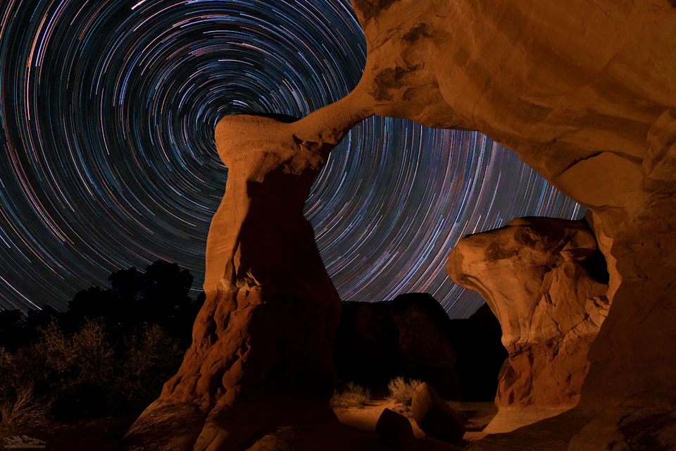 Utah Photography Expedition:  Day 5 / Devil's Garden and Lower Calf Creek Falls