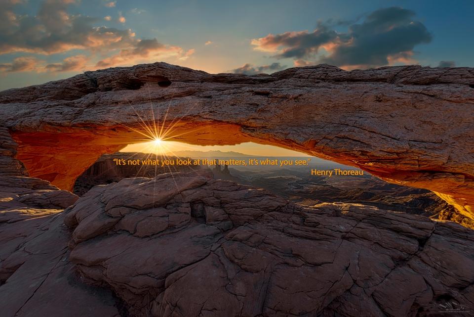 Mesa Arch:  The Southwest's best Photo Op?